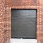 Insulated Rolling Door solid