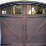Clingerman Spanish Cedar Door
