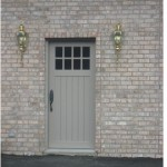 Artisan offers entry doors to match your garage door