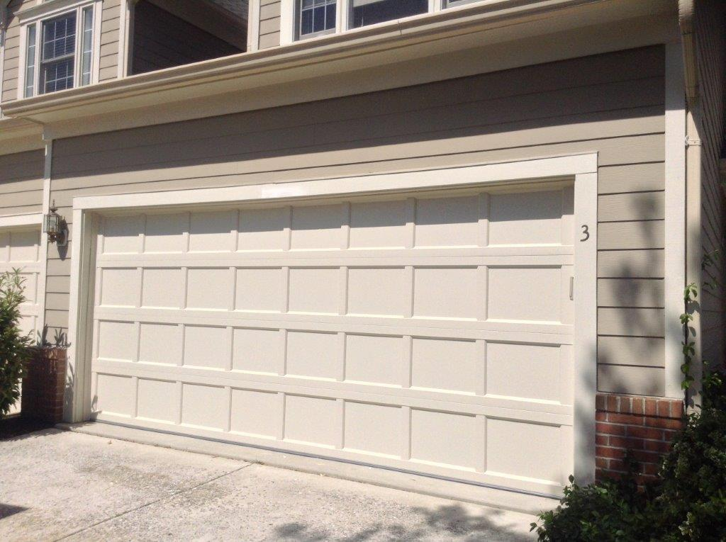 New doors mount garage doors westminster maryland for 16x7 garage door with windows