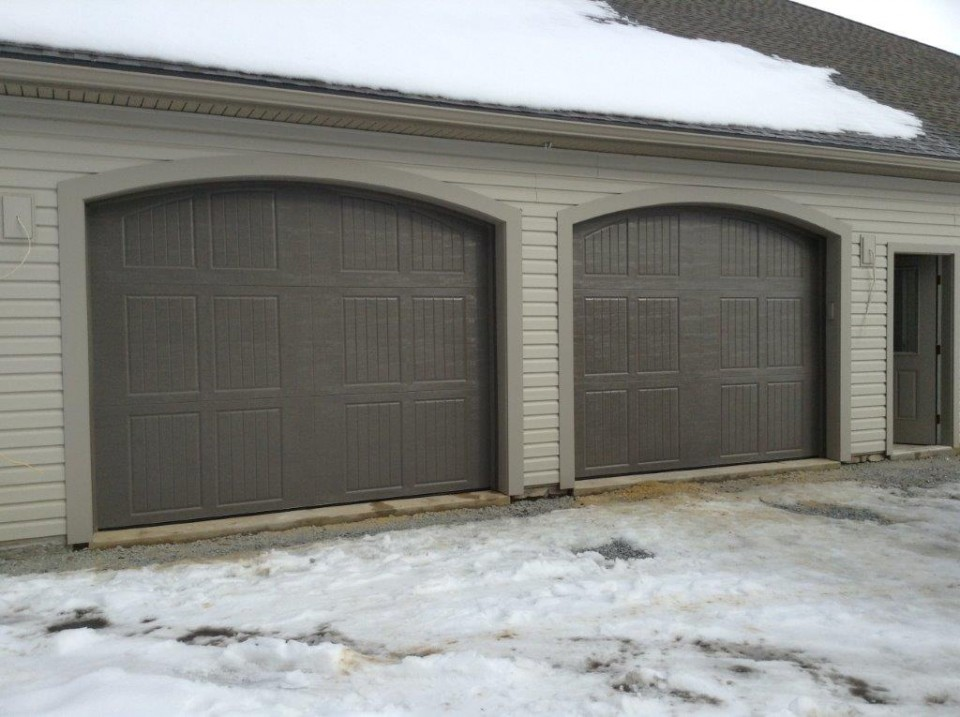 New doors mount garage doors westminster maryland for Garage door colors