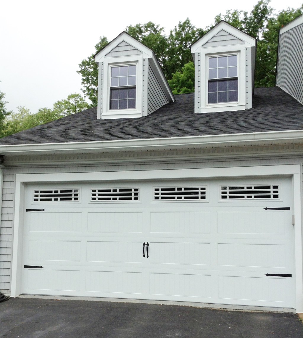 14x7 Insulated Garage Door Carriage Doors Stamped Steel