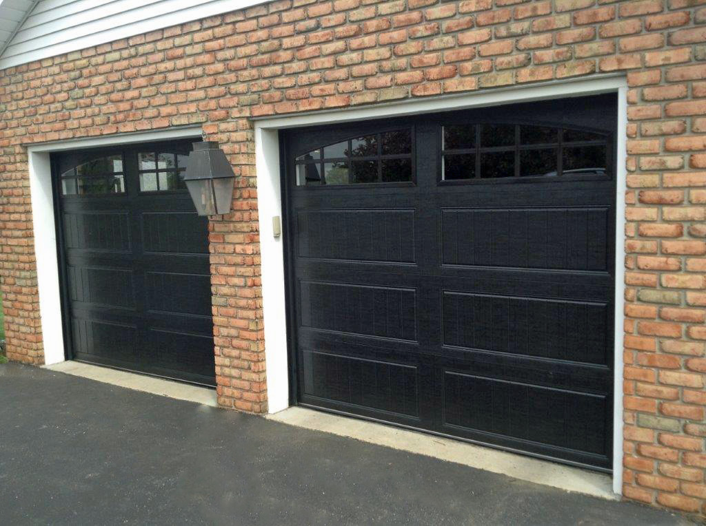 Gallery door security door product gallery steel for Clopay steel garage doors
