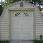 5x6 shed door with Sherwood inserts