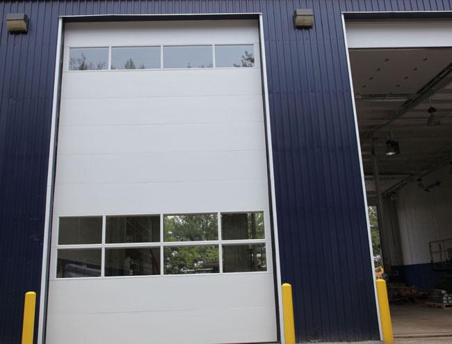 Commercial Mount Garage Doors Westminster Maryland