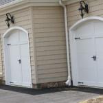 Solid Carriage style door