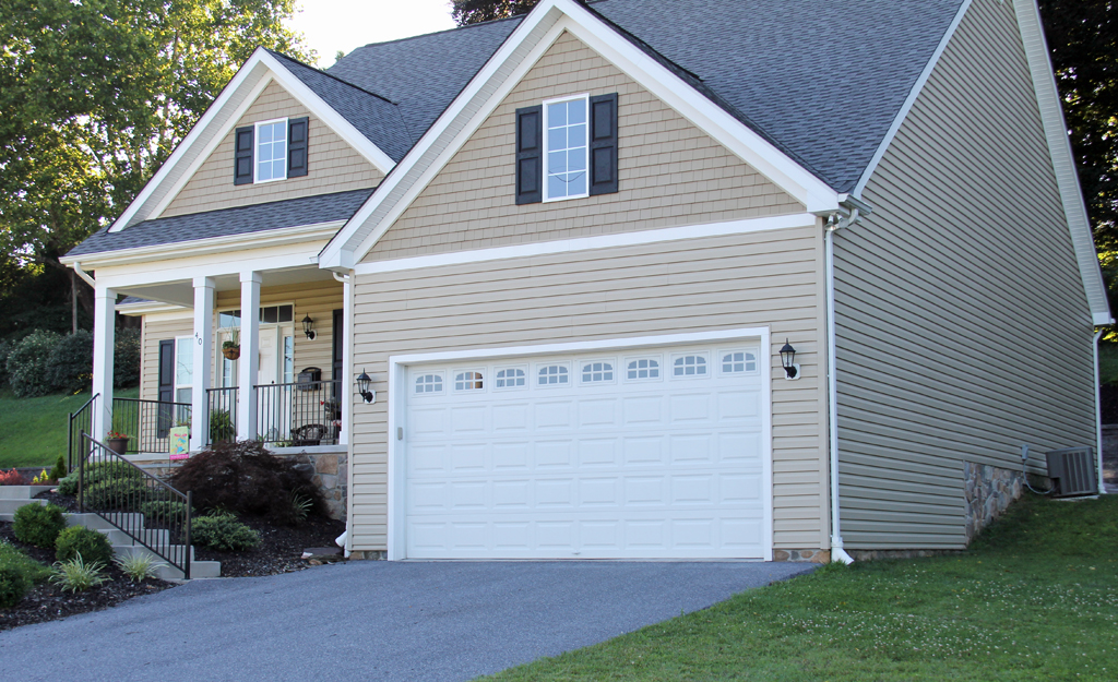 Residential Mount Garage Doors Westminster Maryland