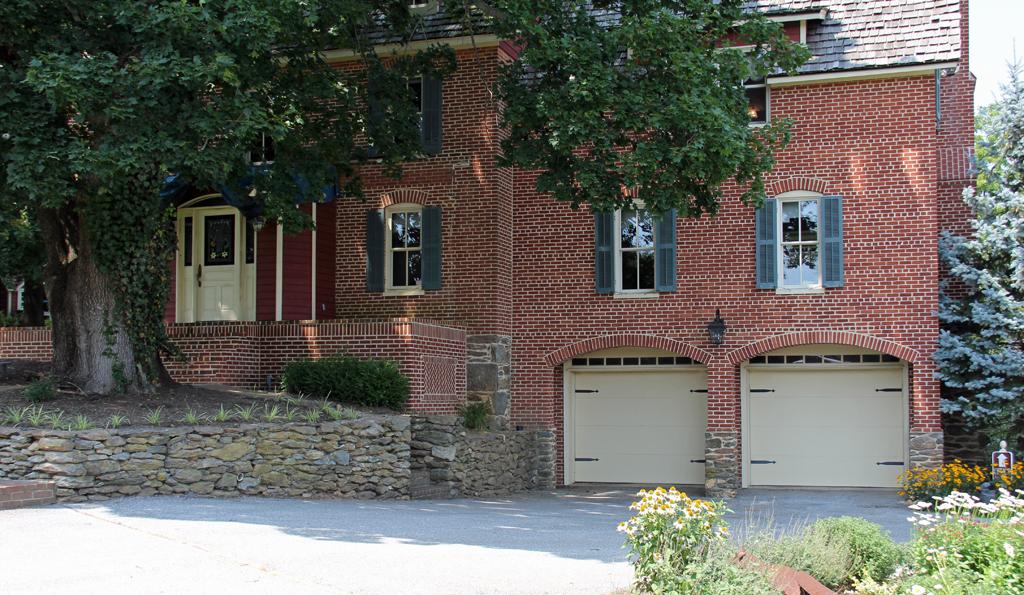 Residential Mount Garage Doors Westminster Maryland