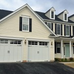 Carriage Doors Custom Overlay Mount Garage Doors