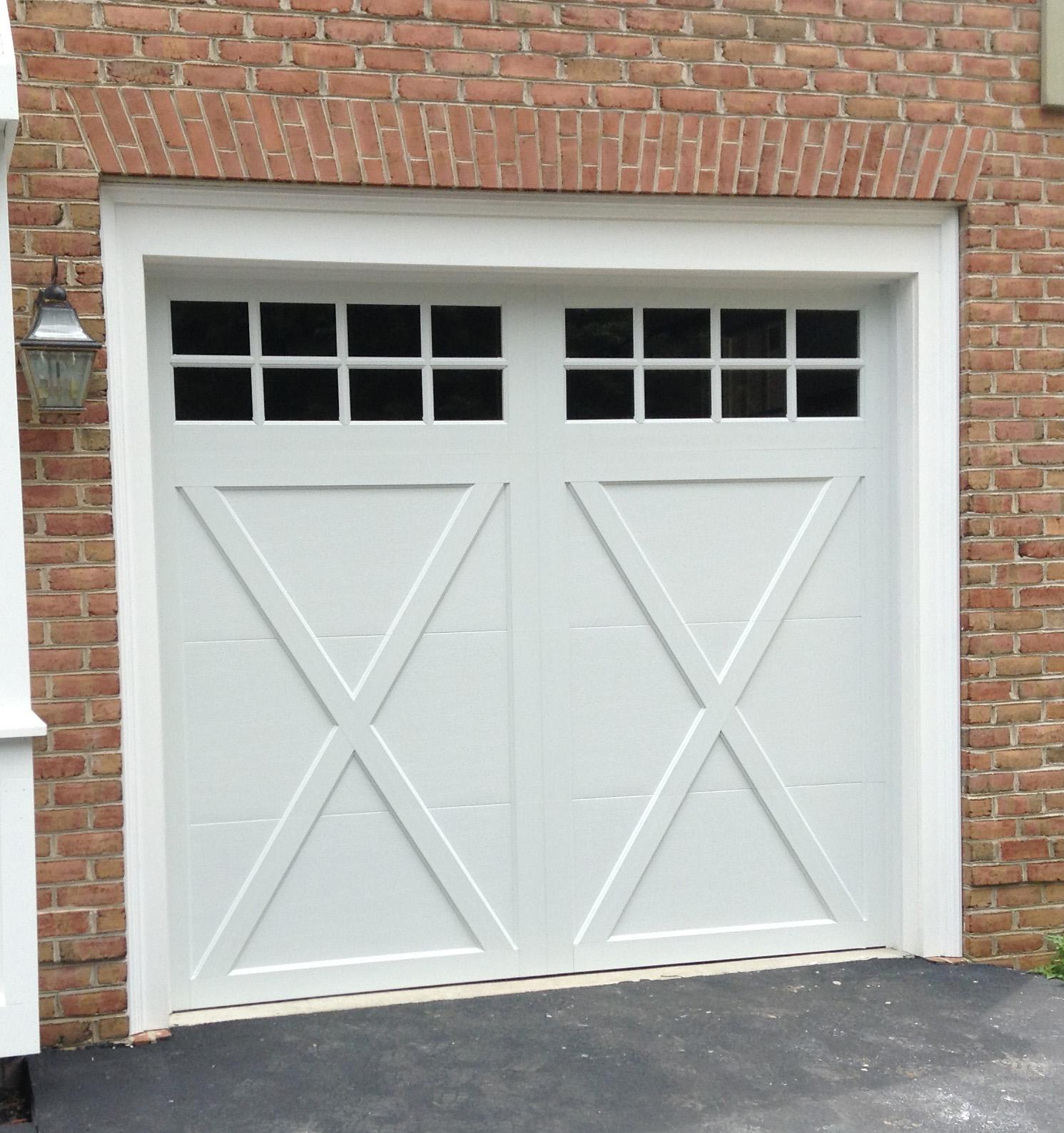 Carriage Doors Custom Overlay Mount Garage Doors